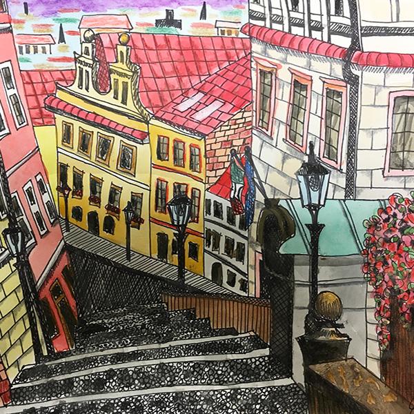 European Streetview