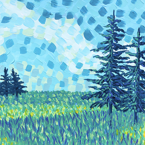 Painting Study 5 & 6